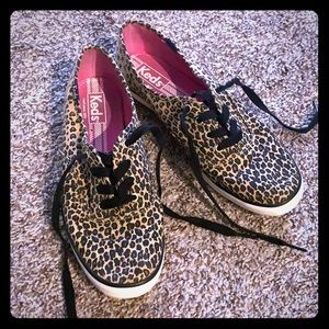 Cheetah Keds Sneakers